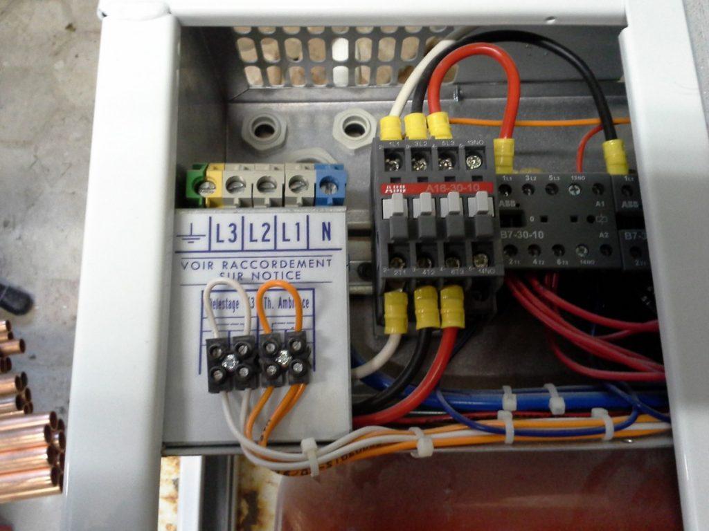 chaudière electrique