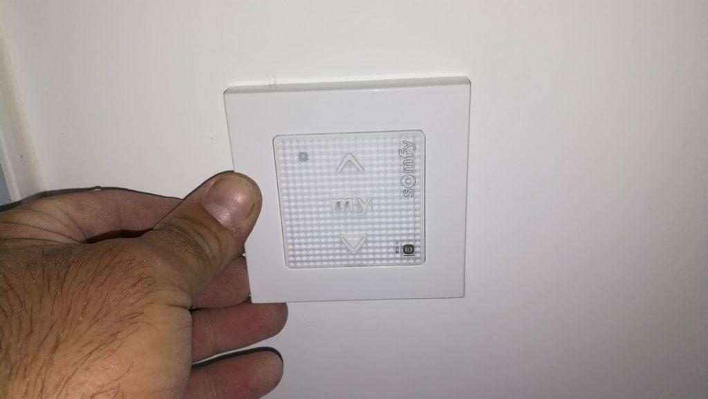 Installation de la telecommande