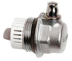 Purgeur pour radiateur aluminium