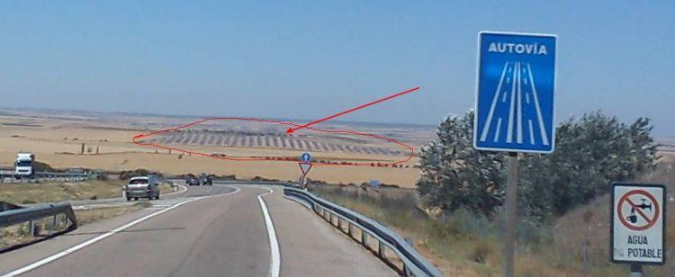 Panneaux solaires en Espagne