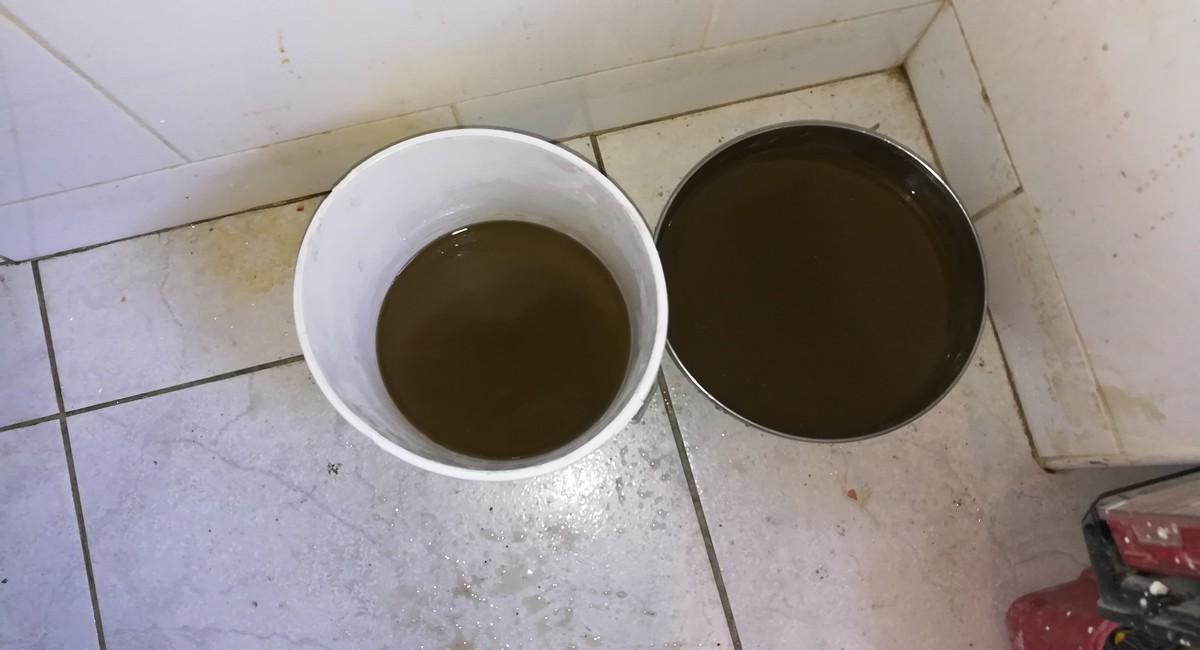 eau emboué