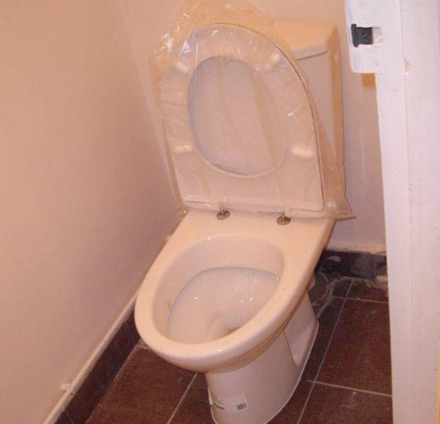 Pack toilete