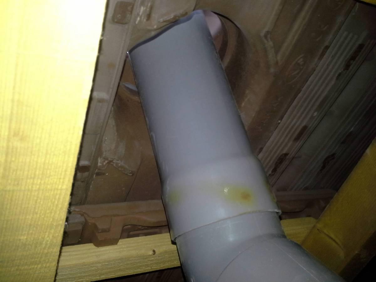 Sorte de ventilation en toiture