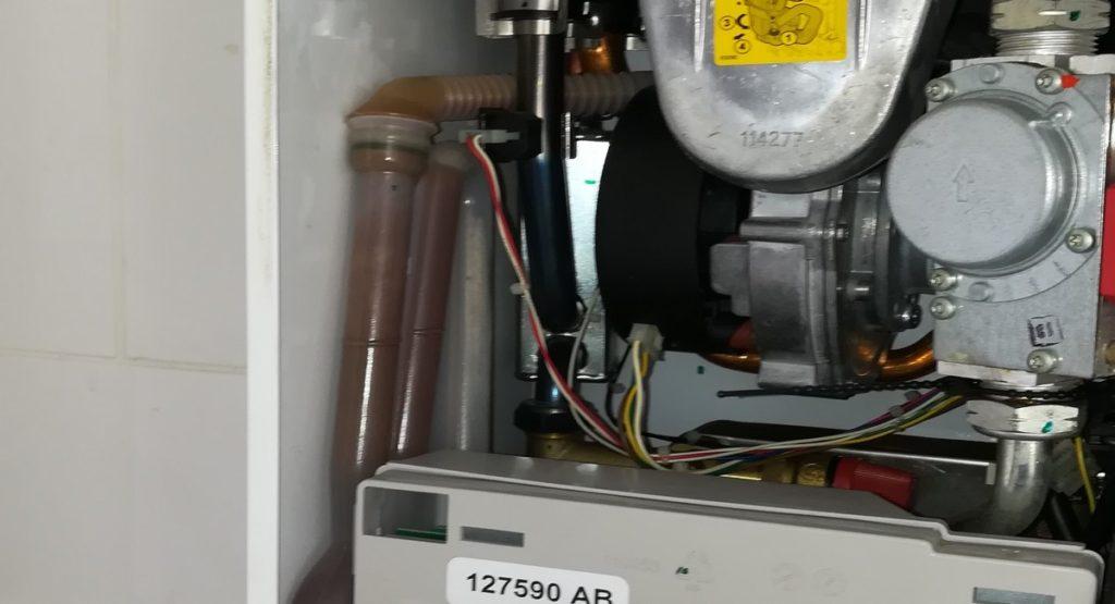 Siphon récupérateur de condensats