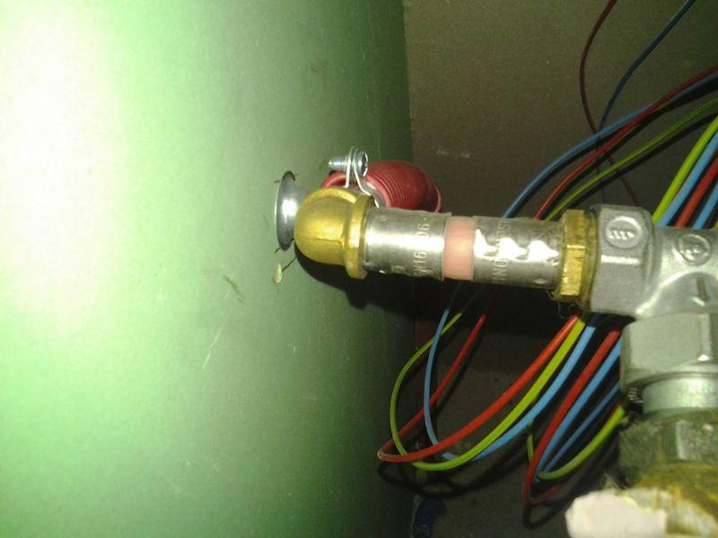 Raccordement de PEr directement sur radiateur