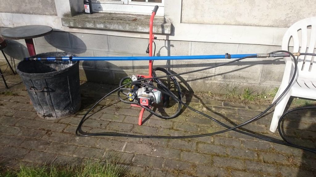 Pompe de pulvérisation