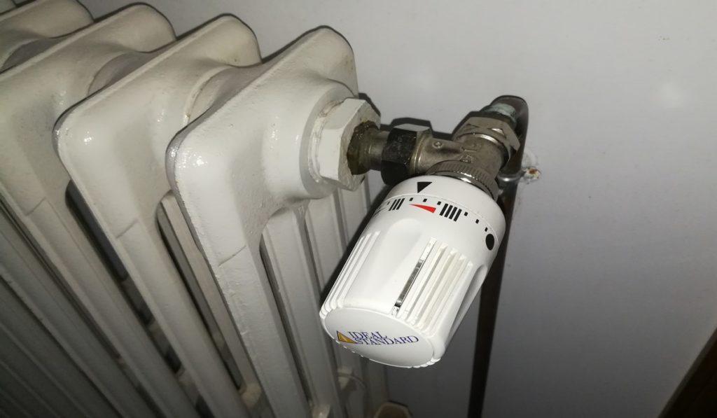 Robinet thermostatique de radiateur